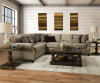 8010 2 Pc Sectional in O'Connor Clove- Chair Available