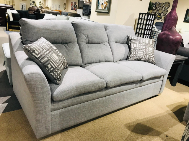 1953 Sofa and Love in Fabric - Gray or Tan