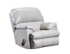 14010 LEATHER Touch Recliner in Soft Touch Putty