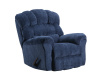 558 Big Mans Rocker Recliner in Easy Rider Royal